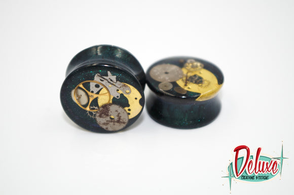 24mm Clockwork Plugs