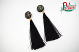Tassel Dangle Earrings (extra long)