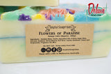 Soyful Soaprises - Flowers of Paradise - Cake Soap