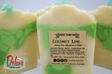Soyful Soaprises - Coconut Lime Body Soap