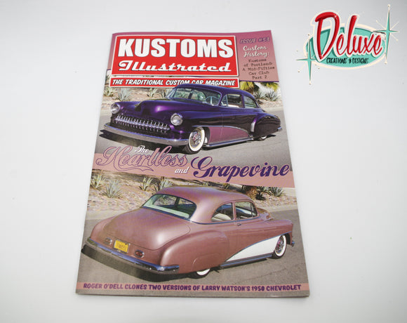 CLEARANCE  Kustoms Illustrated - Issue 53