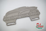 Kustoms Illustrated - License Plate Topper