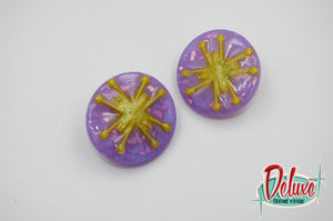 Atomic Star - 30mm Studs