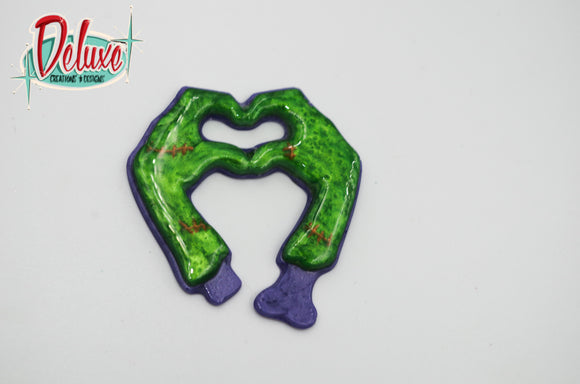 Ghoulish Love - Brooch