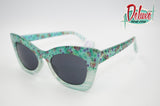 Catch a Thief - Vintage Vixen - Blue Floral
