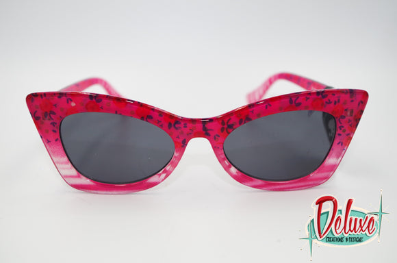 Catch a Thief - Vintage Vixen - Pink Floral