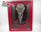 Dark Home Decor - Skull Frame