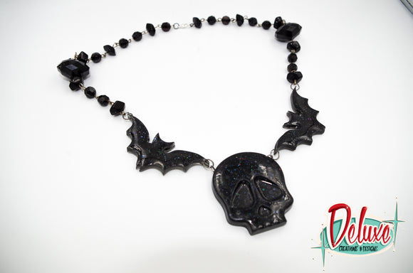 Gone Batty - Necklace