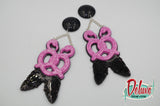 Ready to Flamingo! Extra Long Dangles