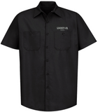 Lucky 13 - Miss Trust Men's Work Shirt