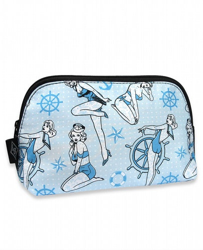Liquorbrand - Ahoi Sailor Makeup Bag