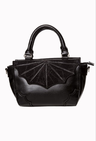 CLEARANCE Banned - Black Widow Handbag