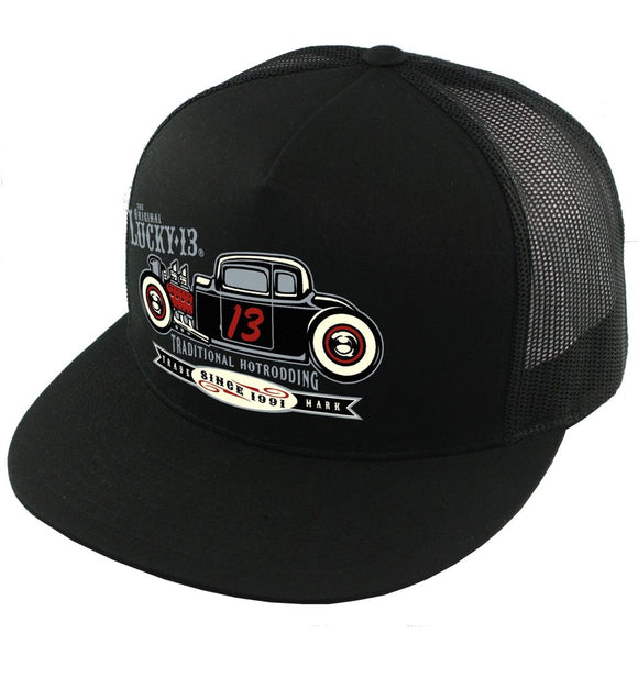 Lucky 13 - The Coupe 13 Trucker Cap