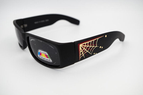 Katt Mercy Pinstriped LOCS Sunglasses