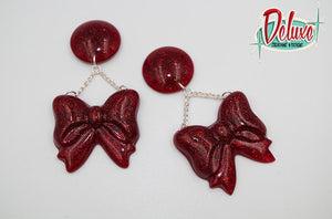 Sweet Bows - Dangle Earrings