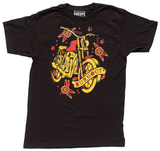 Kustom Kreeps - Mens Burnout TShirt