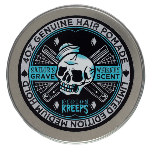 Kustom Kreeps - Sailor's Grave (Medium) Limited Edition Pomade