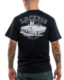 Lucky 13 - The Memory Lane - Men's Short sleeved T-Shirt