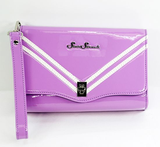 Star Struck - Rocket Clutch - Lavender
