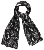 Sourpuss - Headscarf - Death Cab Scarf