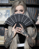 Sourpuss Spiderweb Fan