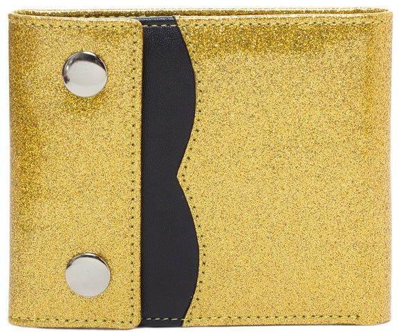 Sourpuss Sabrina Wallet - Gold