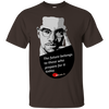 Image of Malcolm X - The future belongs to those who prepare for it today | Ultra Cotton T-Shirt