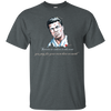 Image of Muhammad Ali | Service to others is the rent you pay for your room here on earth | Cotton T-Shirt