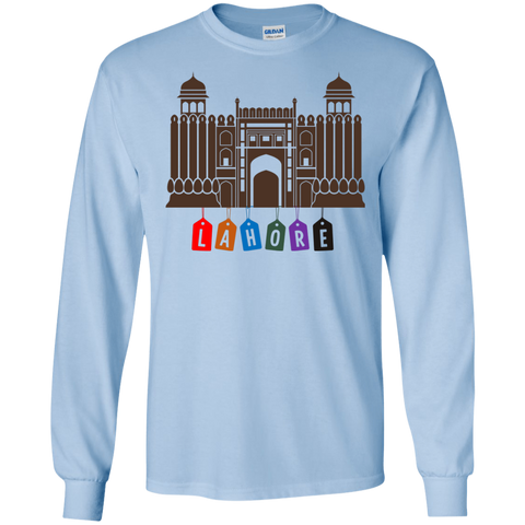 Lahore - LS Ultra Cotton T-Shirt