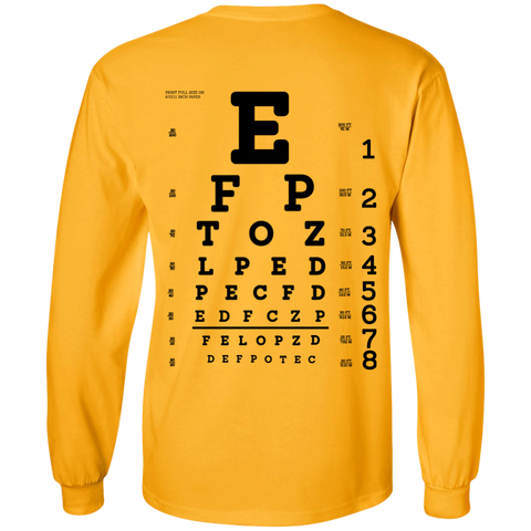 Eye Exam G240 T-Shirt
