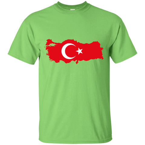 Turkey Map T-Shirt