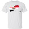 Image of Yemen Map T-Shirt
