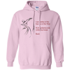 Image of Rumi Quote | Pullover Hoodie 8 oz.