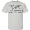 Image of CITIZEN OF THE WORLD | Ultra Cotton T-Shirt