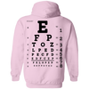 Image of Eye Exam G185 Pullover Hoodie
