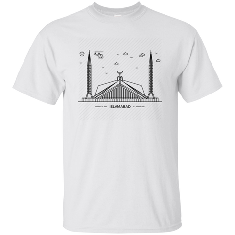 Islamabad - Ultra Cotton T-Shirt