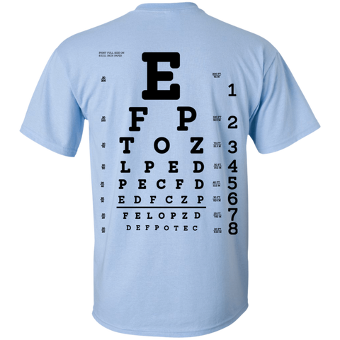 Eye Exam G200 T-Shirt