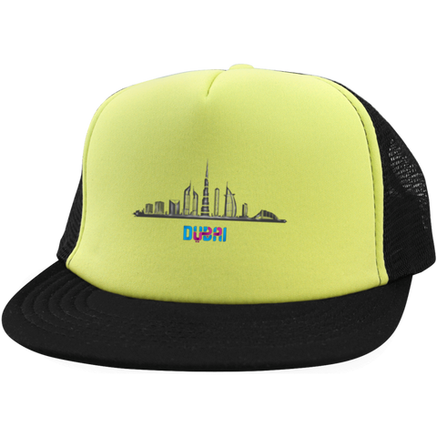 Dubia - Trucker Hat with Snapback