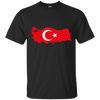 Image of Turkey Map T-Shirt