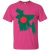 Image of Bangladesh Map T-Shirt