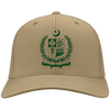 Image of State Emblem of Pakistan - Port & Co. Twill Cap