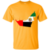 Image of United Arab Emirates Map T-Shirt