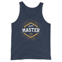 Dungeons and Dragons Shirt - Game Master with D20 Dice Unisex Tank Top - DnD Shirts Dungeon Armory