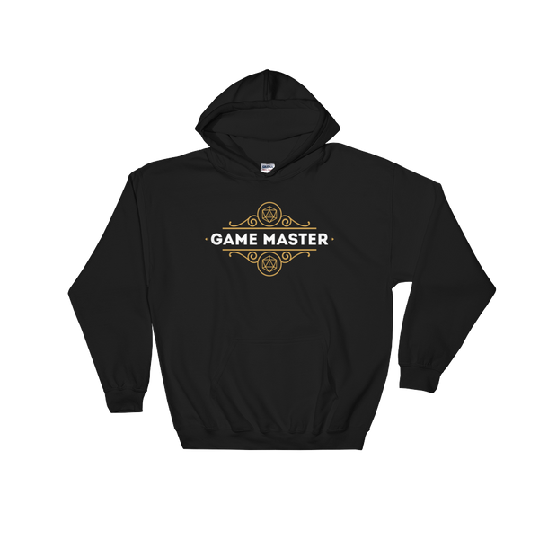 Game Master RPG Hoodie - Dungeon Armory - Tabletop RPG Shirt Dungeons & Dragons T-Shirt Pathfinder RPG T-Shirt