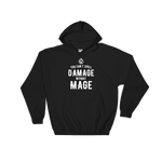 You Can't Spell Damage without Mage Unisex RPG Hoodie - Dungeon Armory - Tabletop RPG Shirt Dungeons & Dragons T-Shirt Pathfinder RPG T-Shirt
