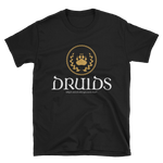 Dungeons and Dragons Shirt - Druids Emblem Unisex RPG Shirt - DnD Shirts Dungeon Armory