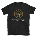 Detect Evil Spell Unisex T-Shirt - Dungeon Armory - Tabletop RPG Shirt Dungeons & Dragons T-Shirt Pathfinder RPG T-Shirt