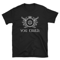 You Tried D20 Dice Fail Unisex T-Shirt - Dungeon Armory