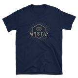 Mystic Character Class Emblem Unisex RPG Shirt - Dungeon Armory - Tabletop RPG Shirt Dungeons & Dragons T-Shirt Pathfinder RPG T-Shirt
