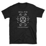 Roll for Attraction Custom Listing for Ramona - Dungeon Armory - Tabletop RPG Shirt Dungeons & Dragons T-Shirt Pathfinder RPG T-Shirt